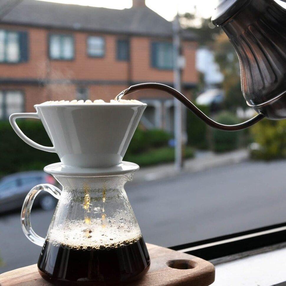 Основи заварювання натуральної кави