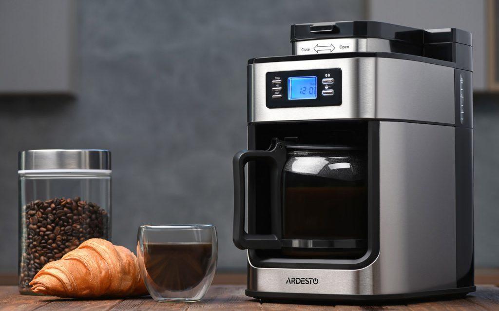 Крапельна кавоварка для зернової кави
