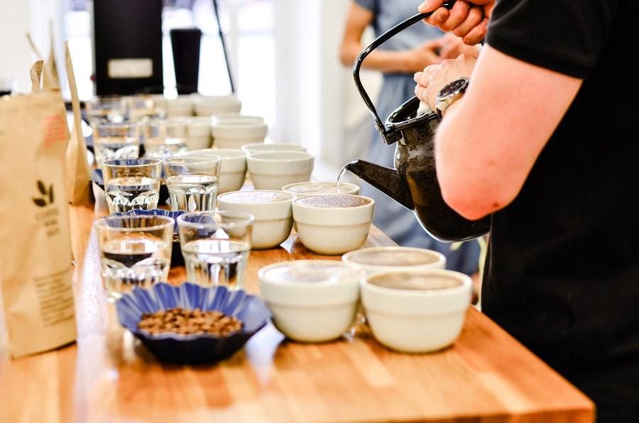 Дегустуємо і описуємо натуральну зернову каву