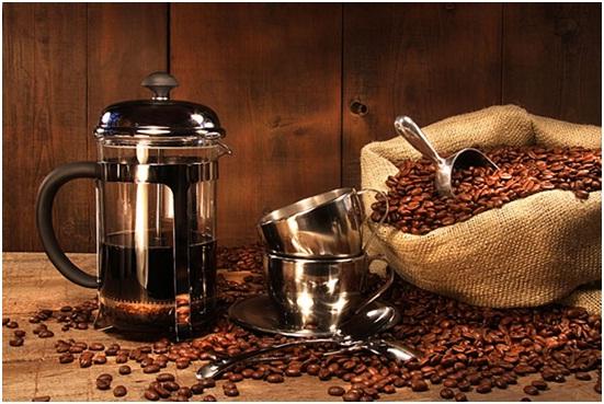 Френч-прес зернової кави