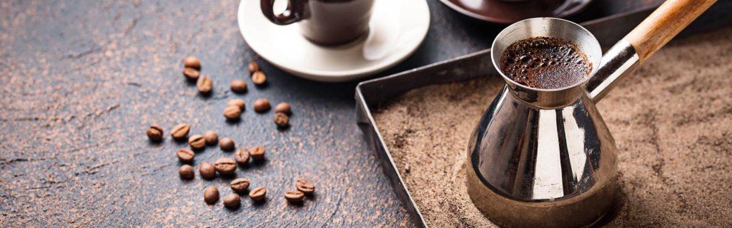 молота кава в домашніх умовах