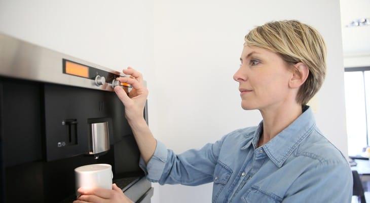 Чистота і догляд кавомашини