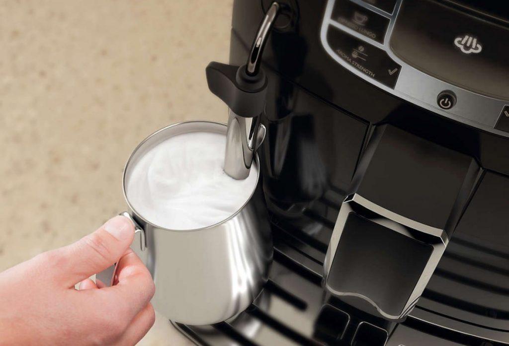 Вспенивание молока