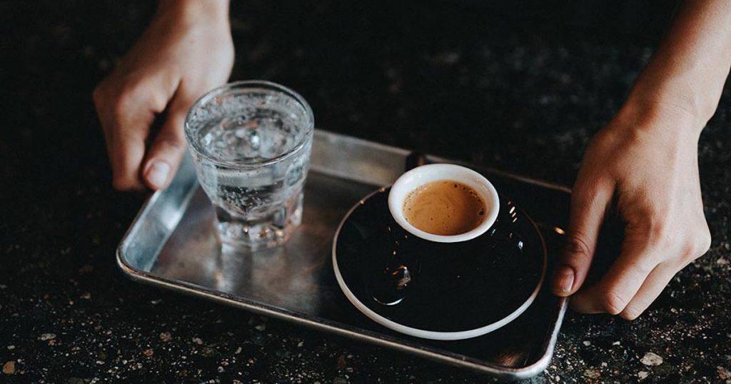 Оцінюємо результат заварювання кави