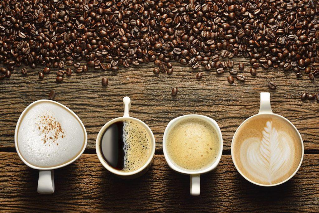 Варіанти дозування кави