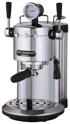 Підтримка температури в кавоварка з теплообмінником