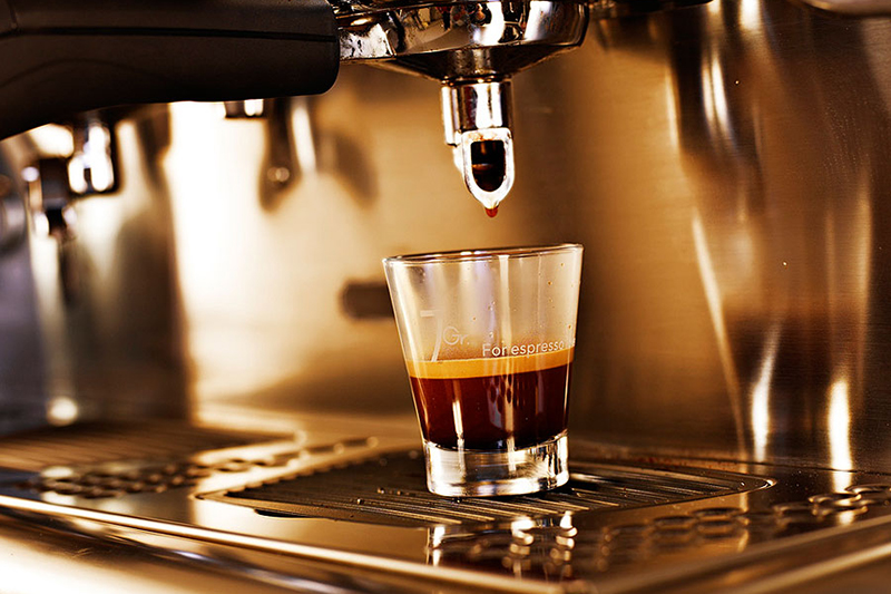 пропорції і стандарти приготування еспрессо
