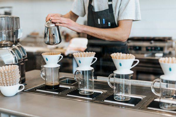 Пуровер для натурального зернової кави