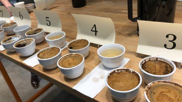 Параметри оцінки смаку натуральної зернової кави
