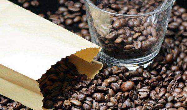 Зберігання кавових зерен вдома