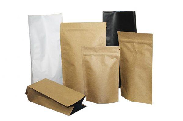 Упаковка для натуральної зернової кави