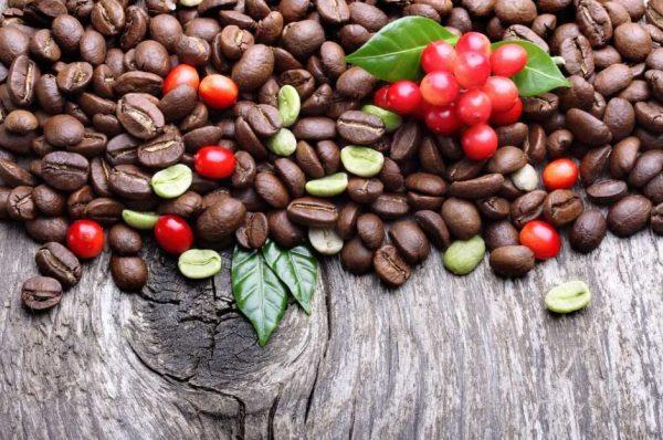 Свіжість зернових кавових зерен